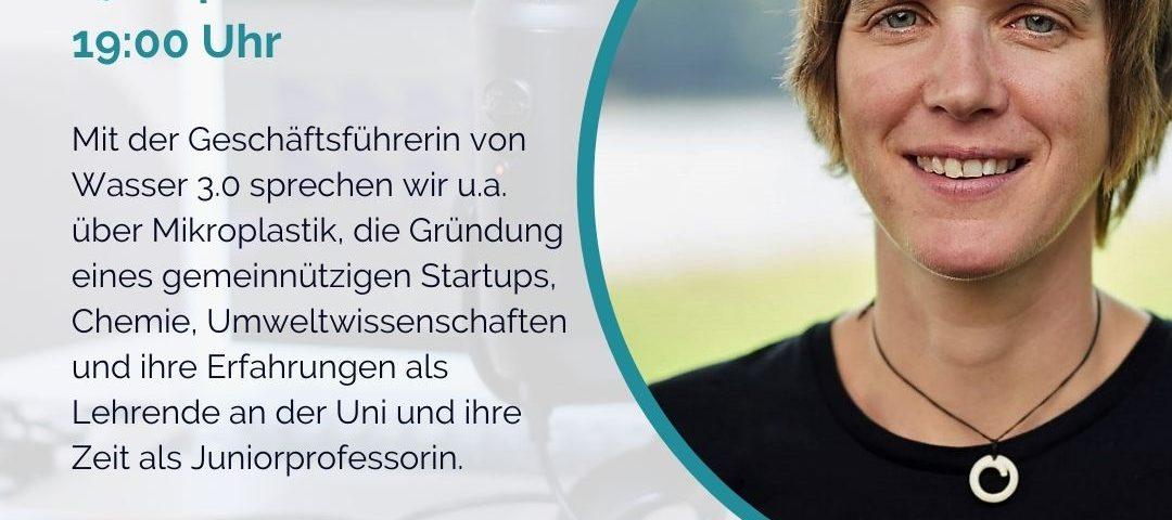 Speakup Information Dr. Katrin Schuhen - Women in Tech - DACH Region