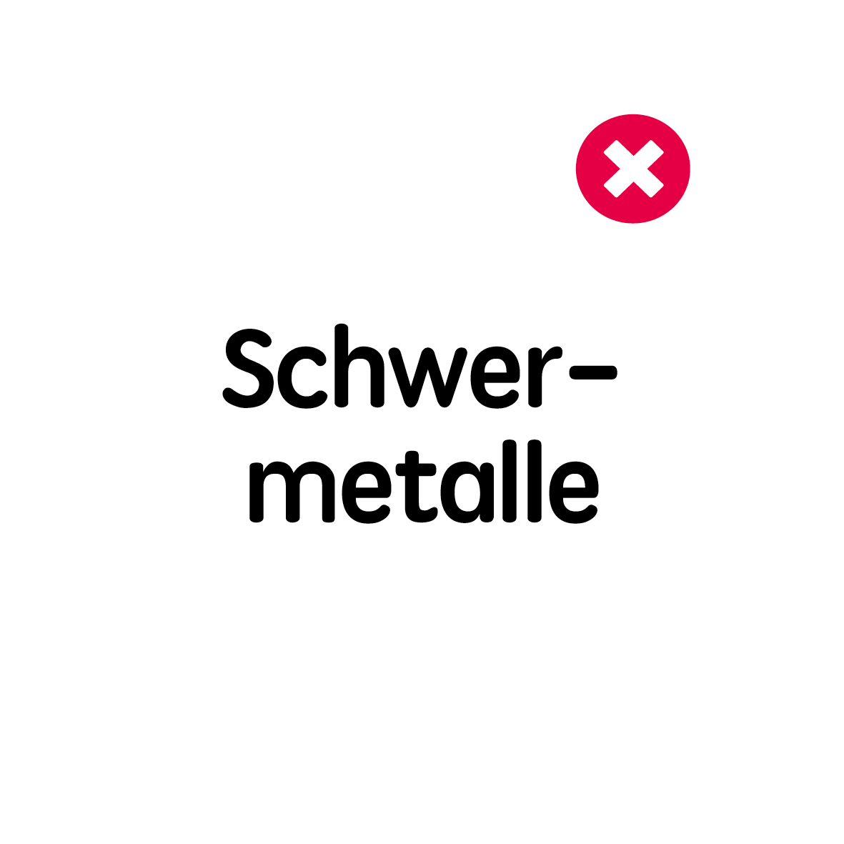 Schwermetalle