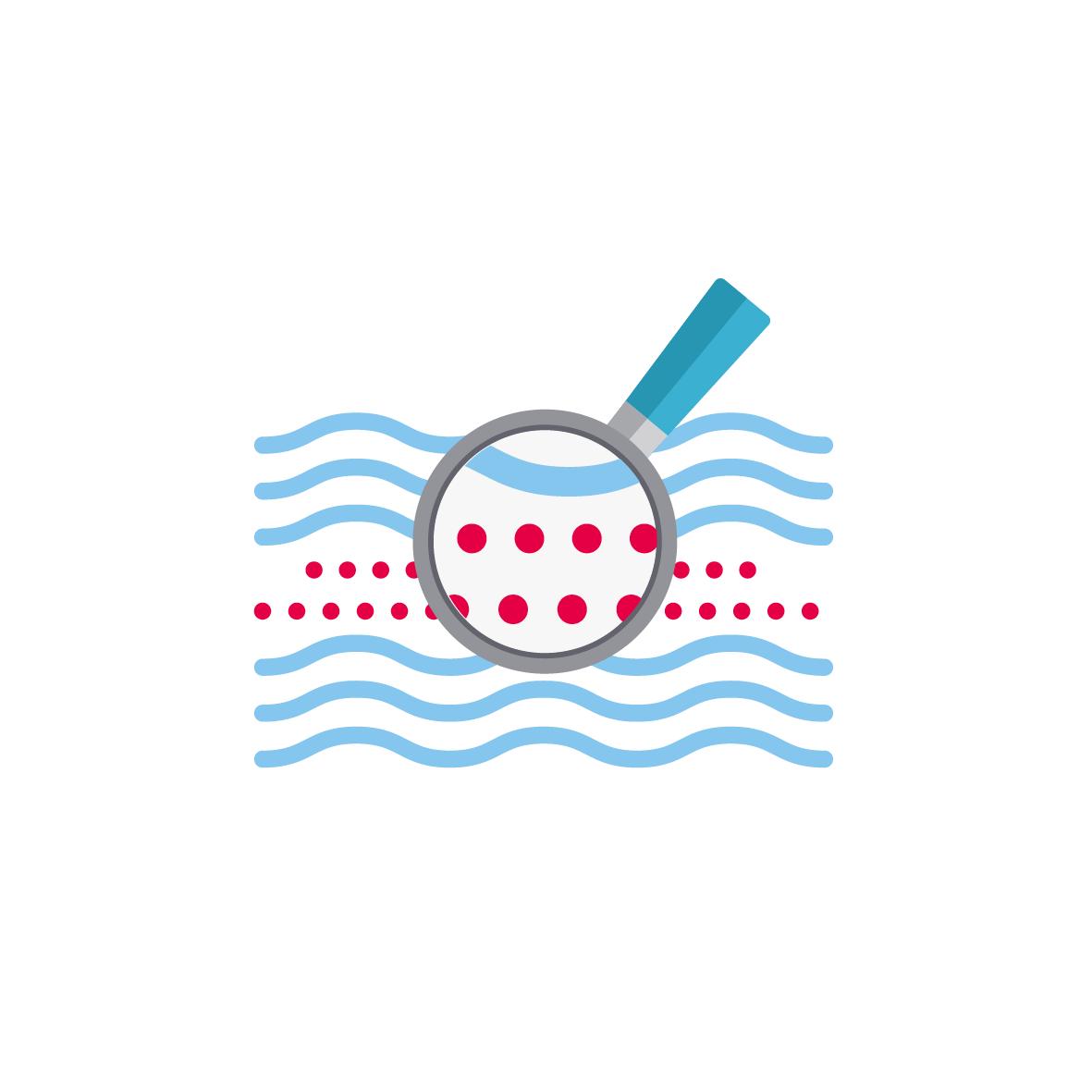 Detektion von Mikroplastik in unterschiedlichen Umweltkompartimenten