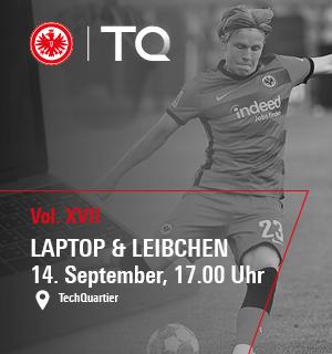 TechQuartier - Laptop und Leibchen