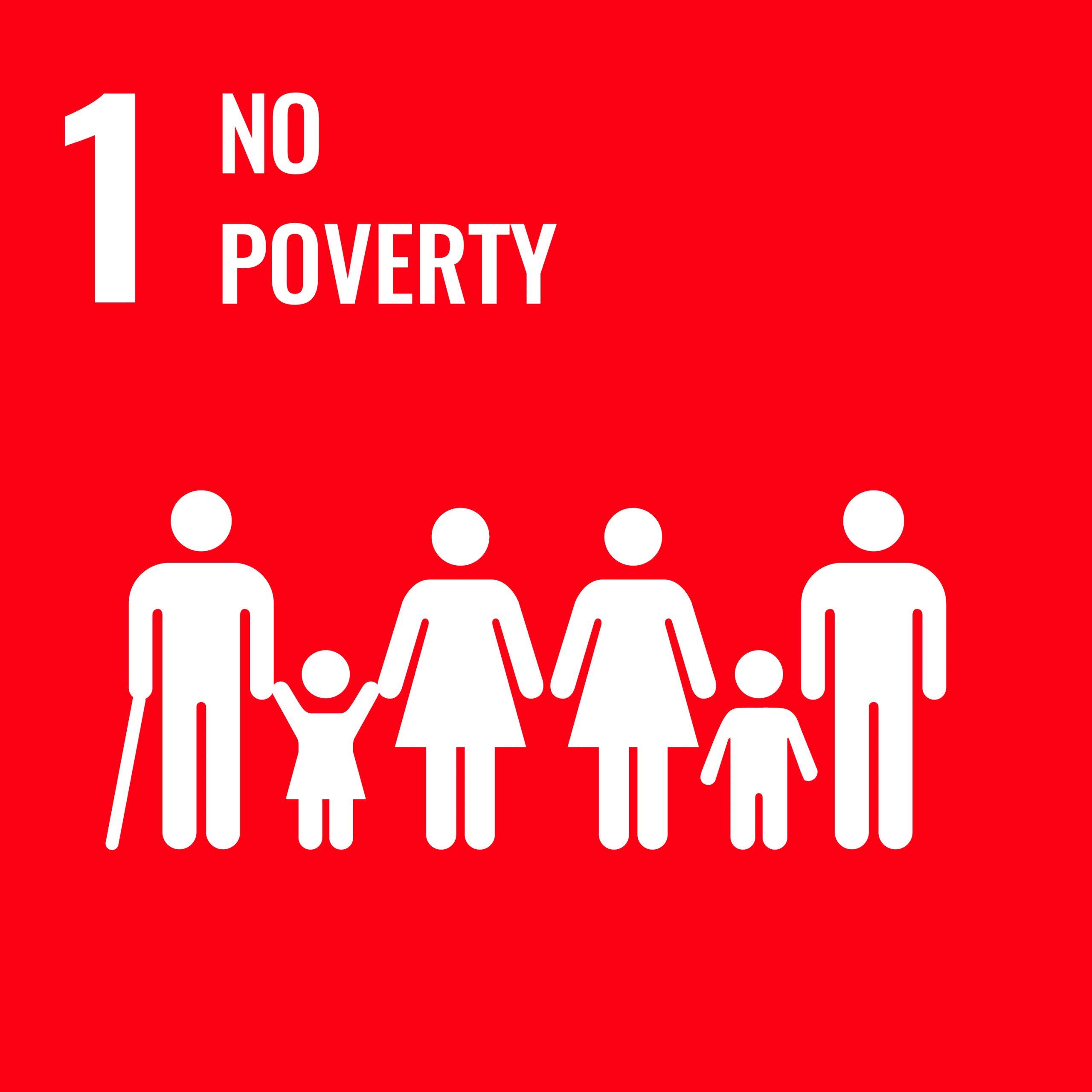 No Poverty SDG 1