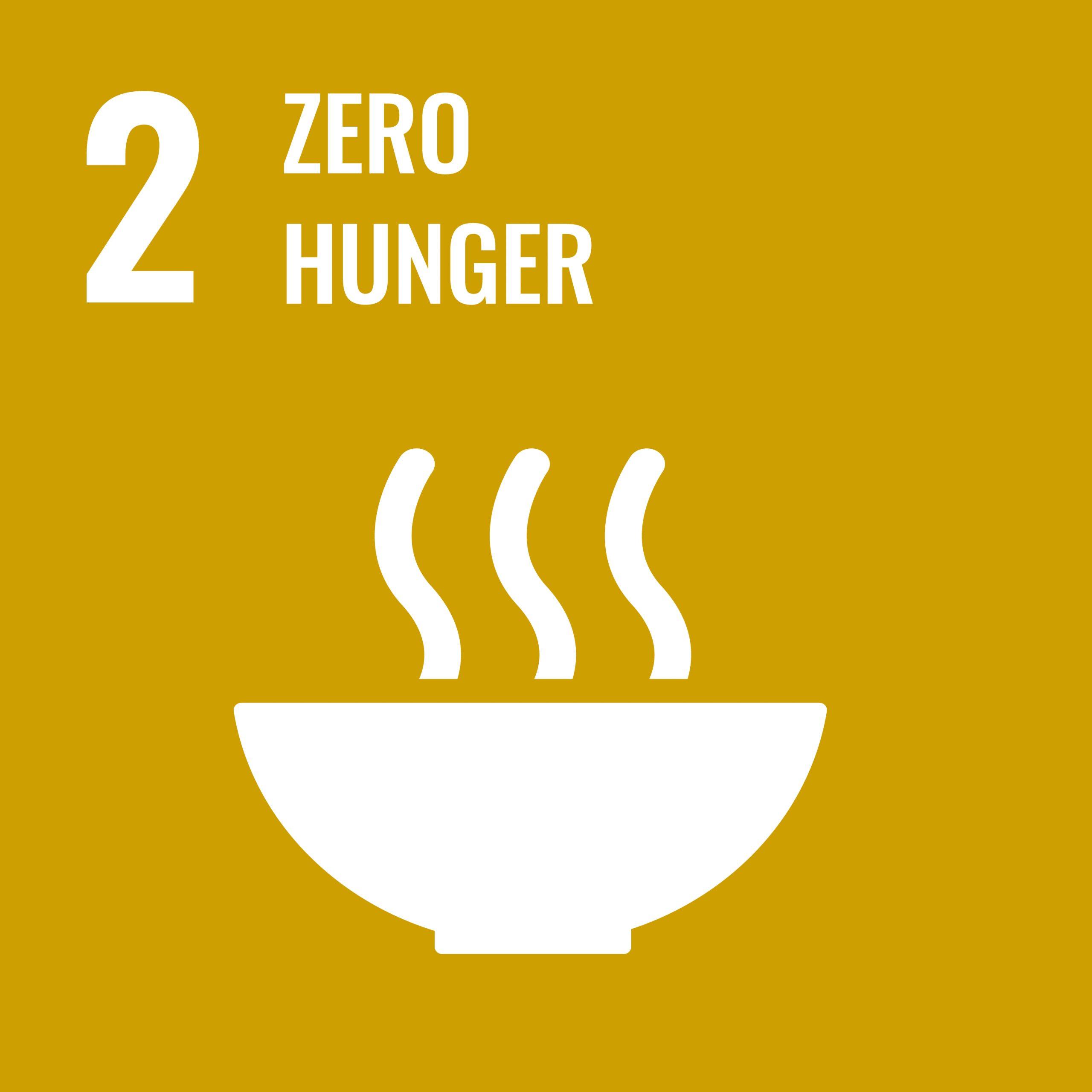 Zero Hunger - SDG 2