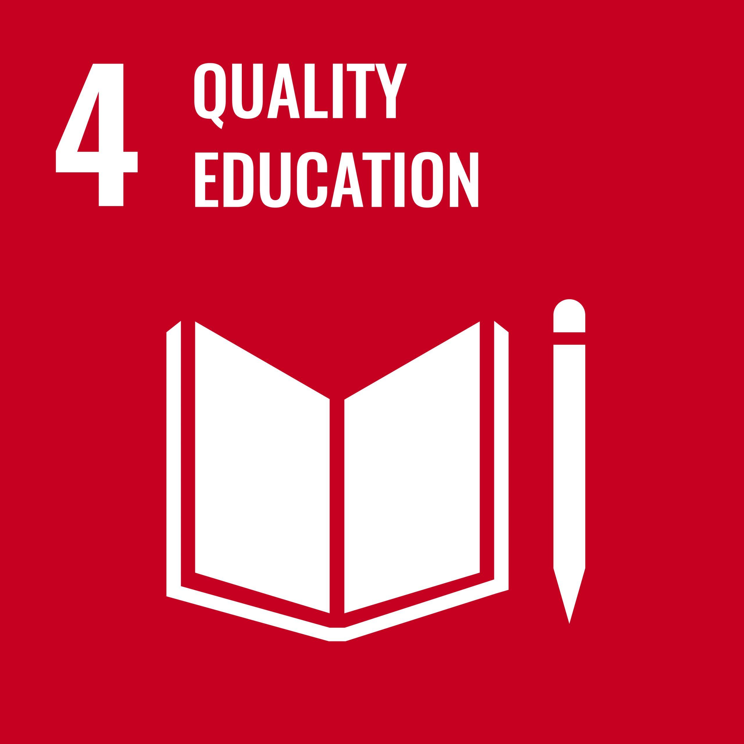 Quality Education - SDG 4