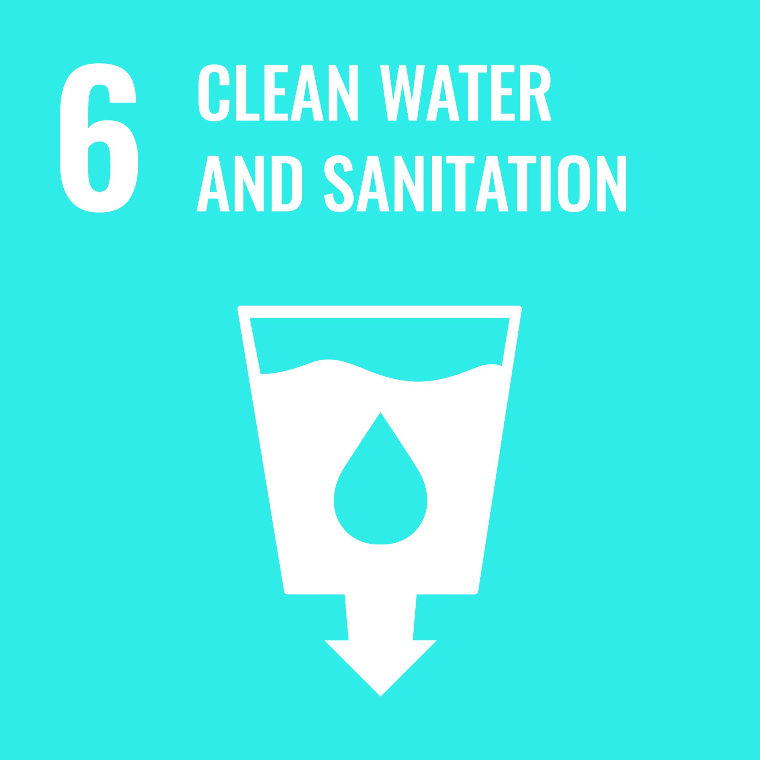 Clean Water and Sanitation - SDG 6