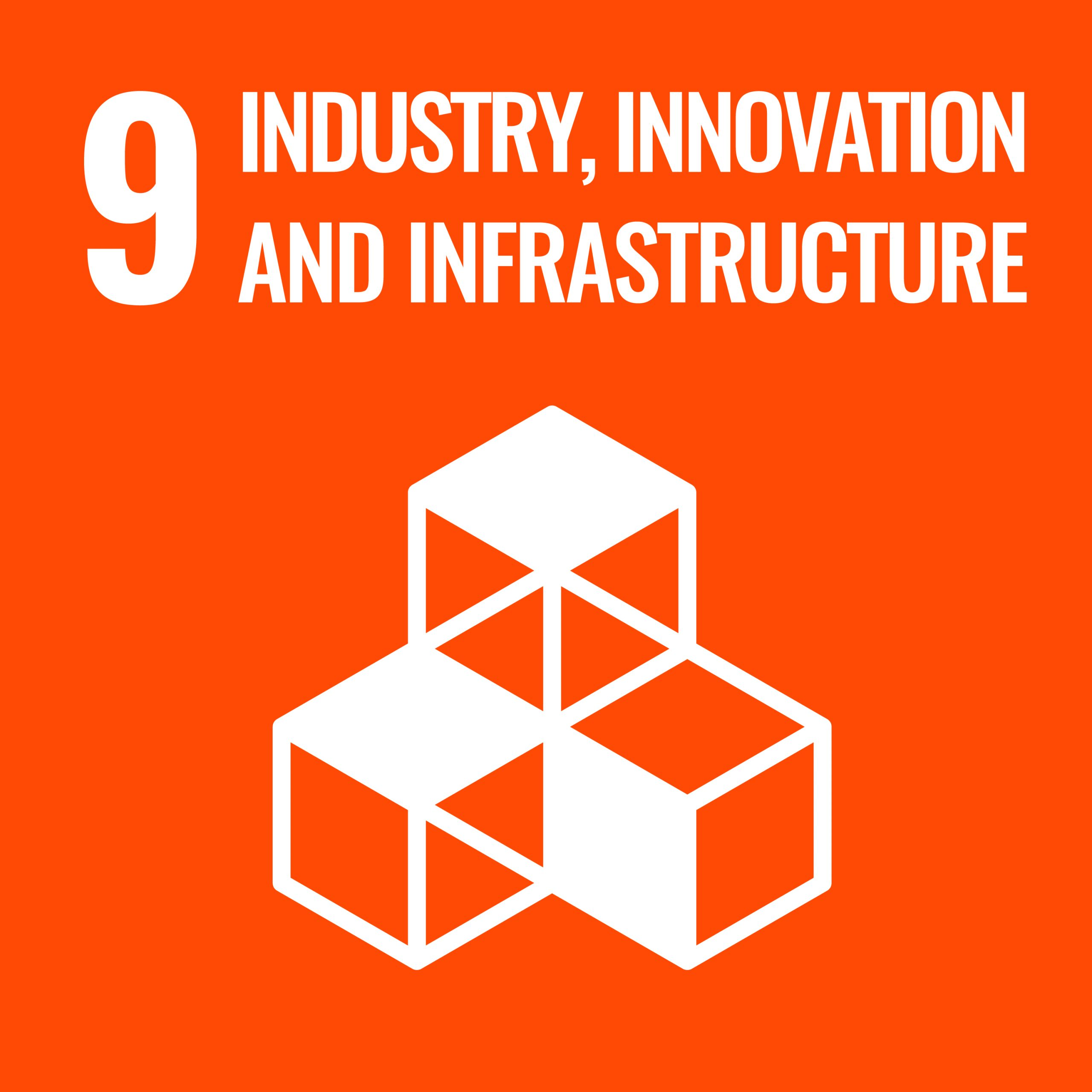 Industry, innovation and Infrastructure - SDG 9
