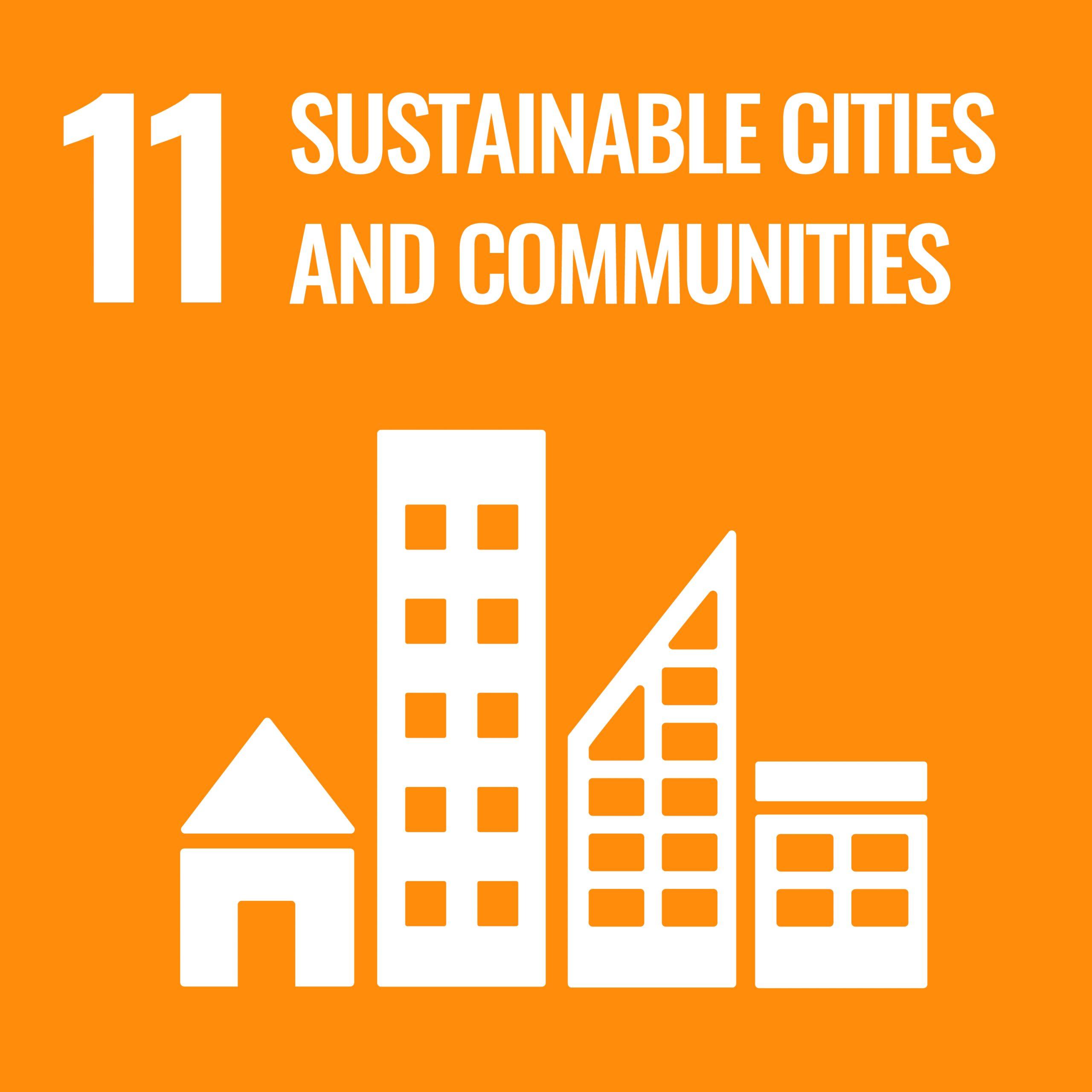 Sustainabile cities and communities - SDG 11