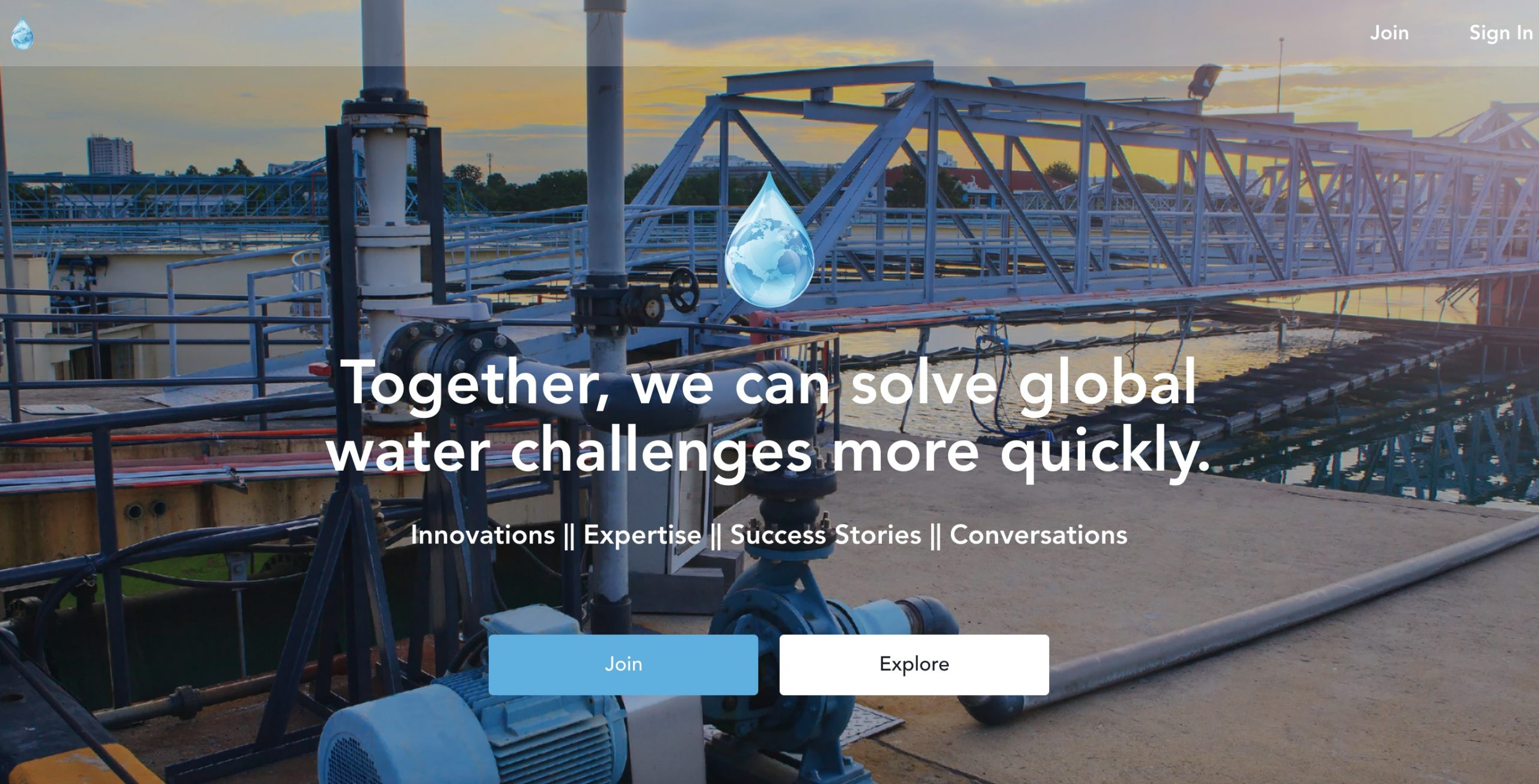 Global Water Works Community