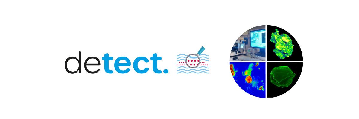 Wasser 3.0 detect - Logo und Icon