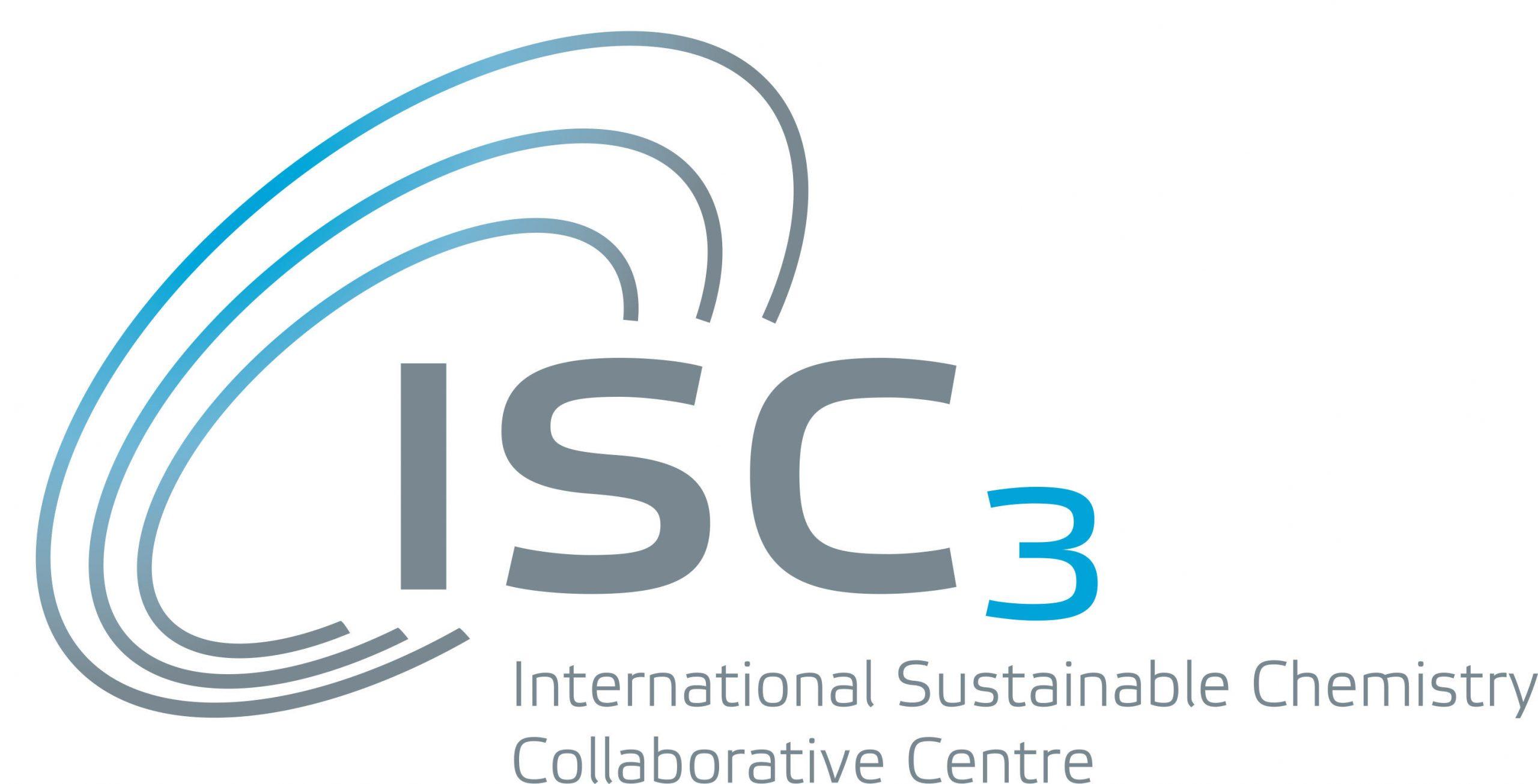 Logo ISC3: internationale Plattform für den Stakeholderdialog in der Chemie
