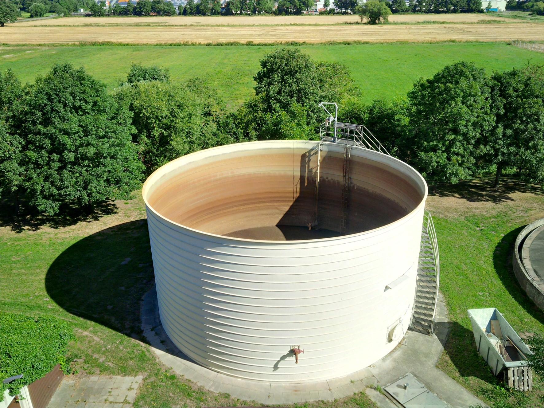 Prozessabwasserspeicher