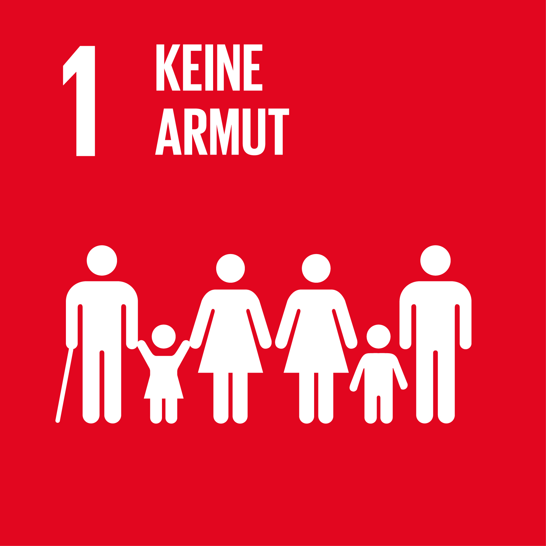 SDG 1 Keine Armut