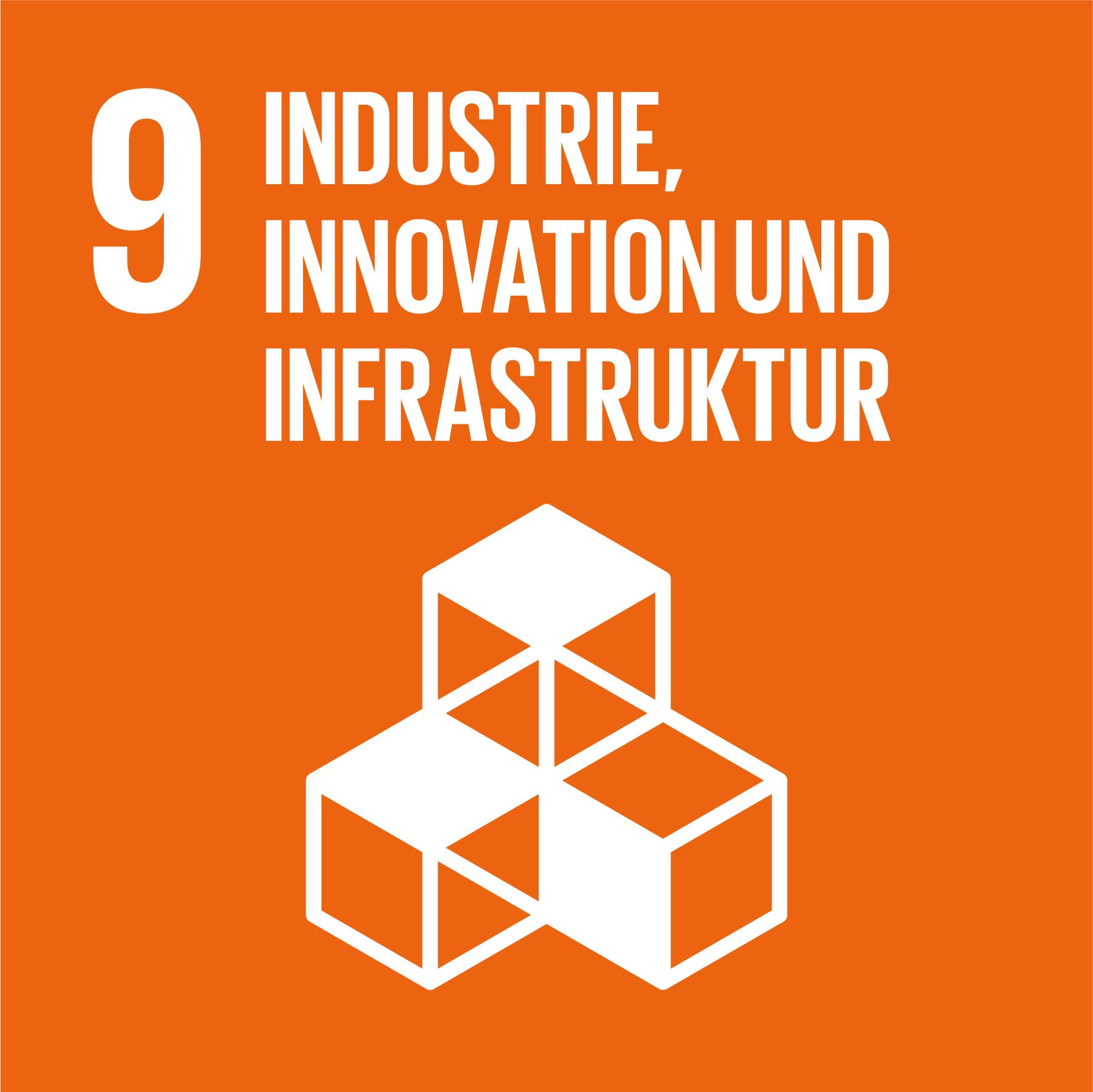 SDG 9 Industrie und Innovation