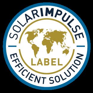 Solar Impulse Efficient Solution PNG