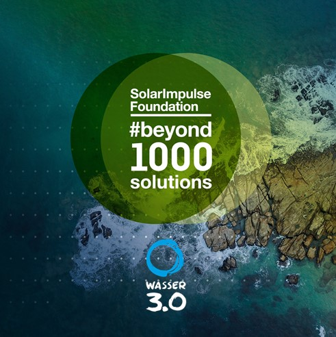 Solar Impulse Foundation #beyond1000solutions