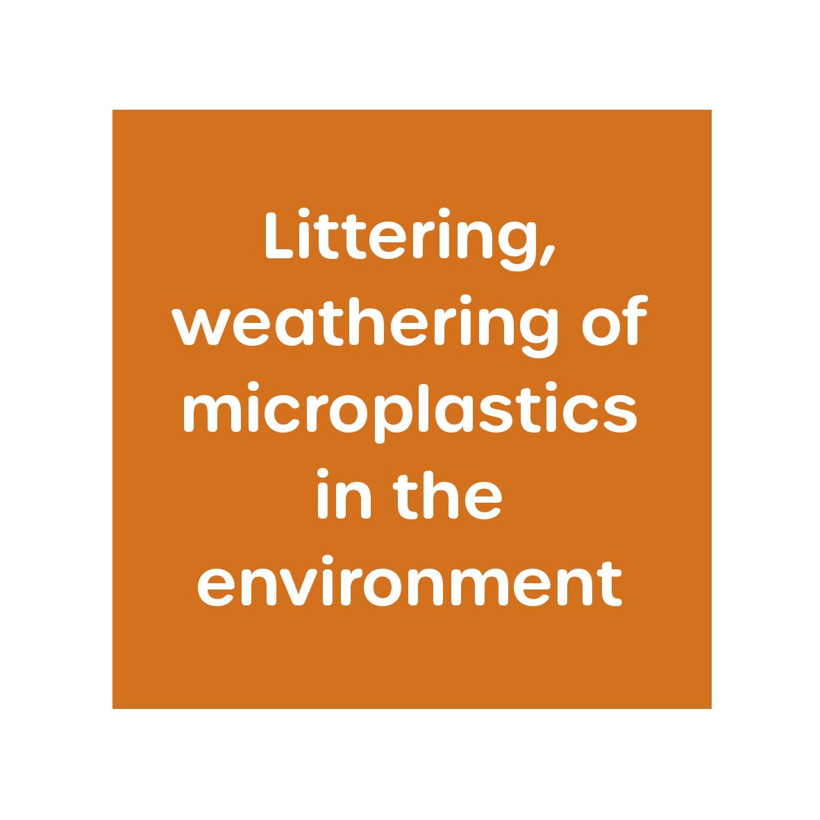 Littering, Macroplastics