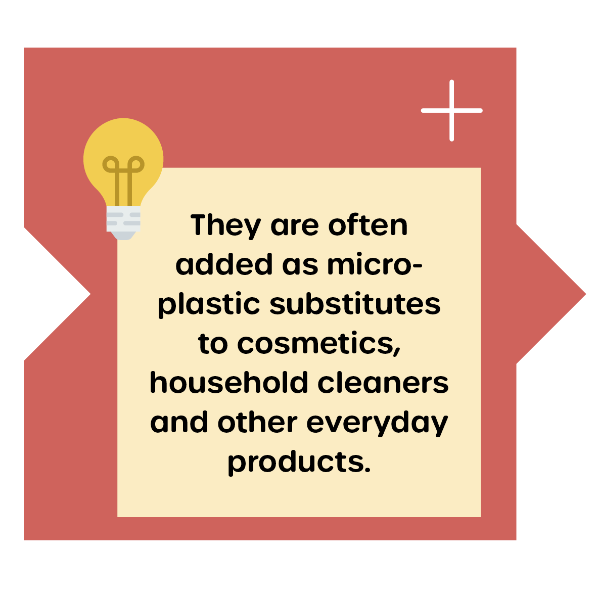 Alteratives of microplastics in daily care products