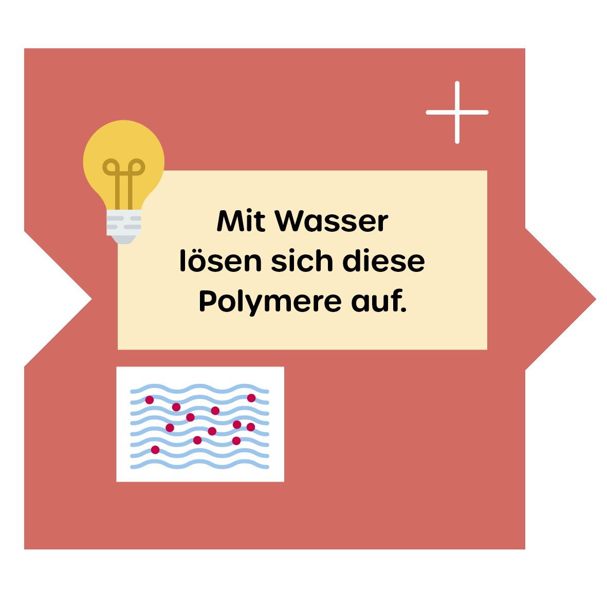 Wasserlösliche Polymere