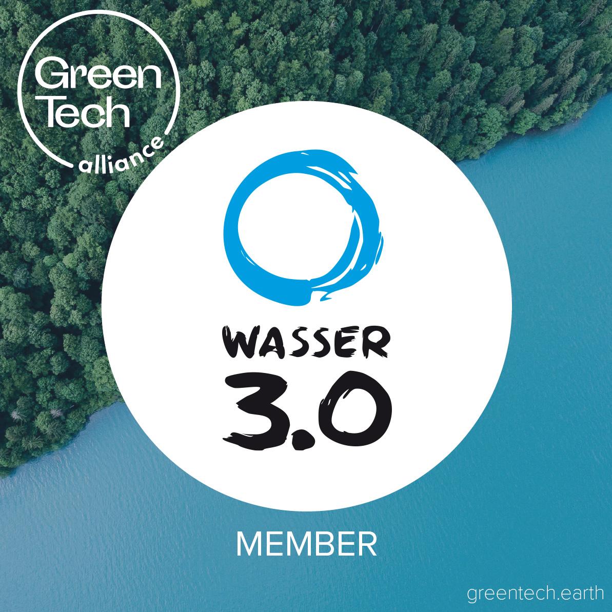 GreenTech Alliance: Netzwerkpartner von Wasser 3.0