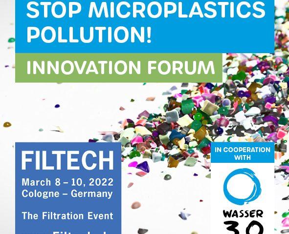 Ankündigung Innovationsforum Filtech 2022