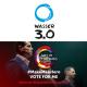Global Meetup: Das Public Voting bei deninternationalen Finals ist erreicht. Get in the Ring goes further and further
