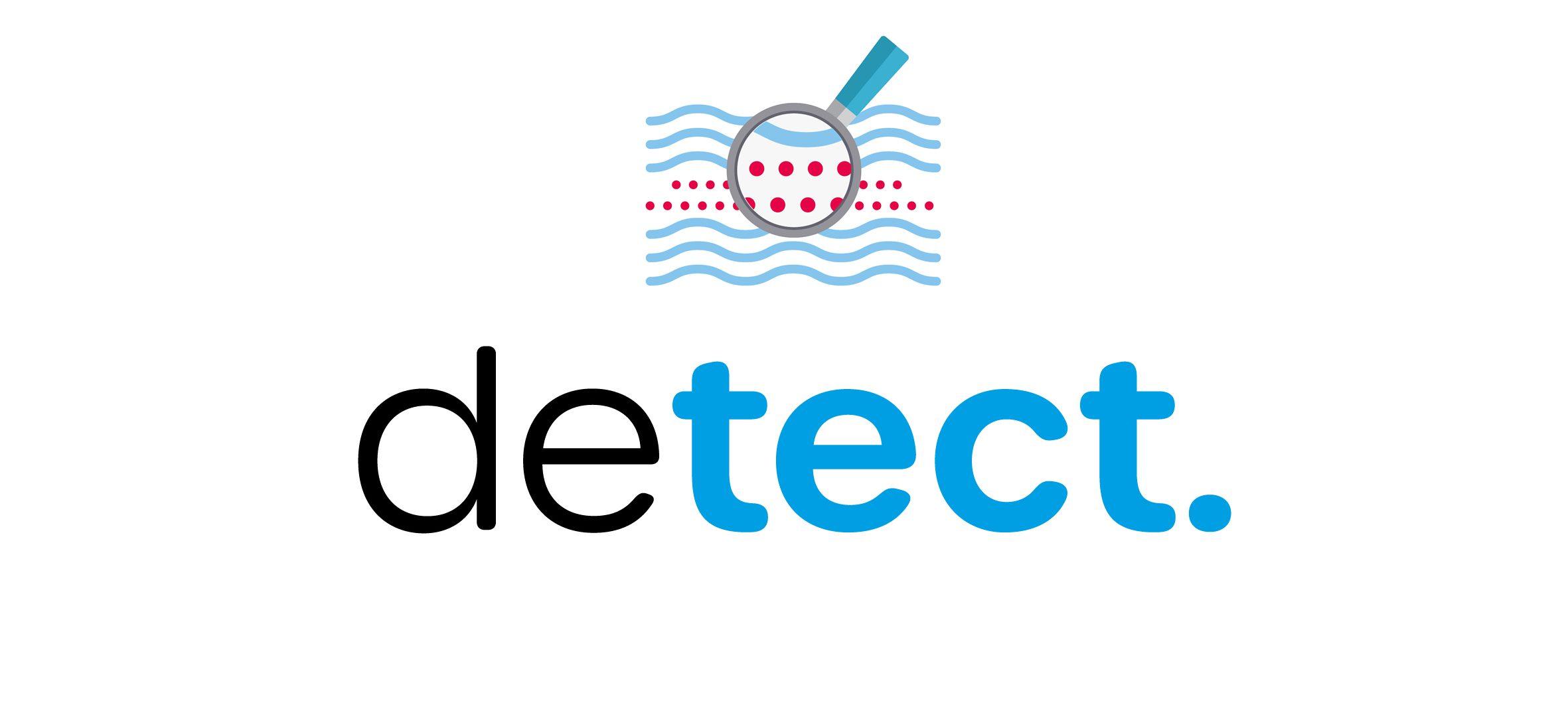 Detection of microplastics