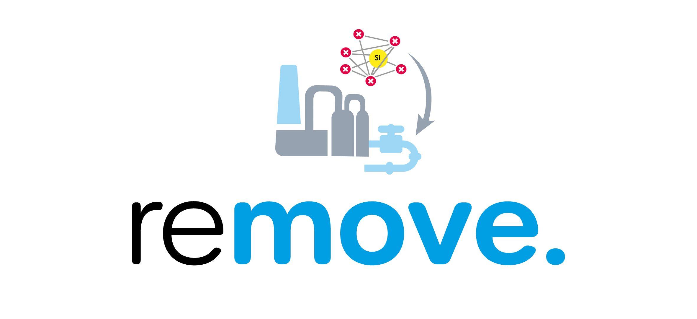 Removal of microplastics