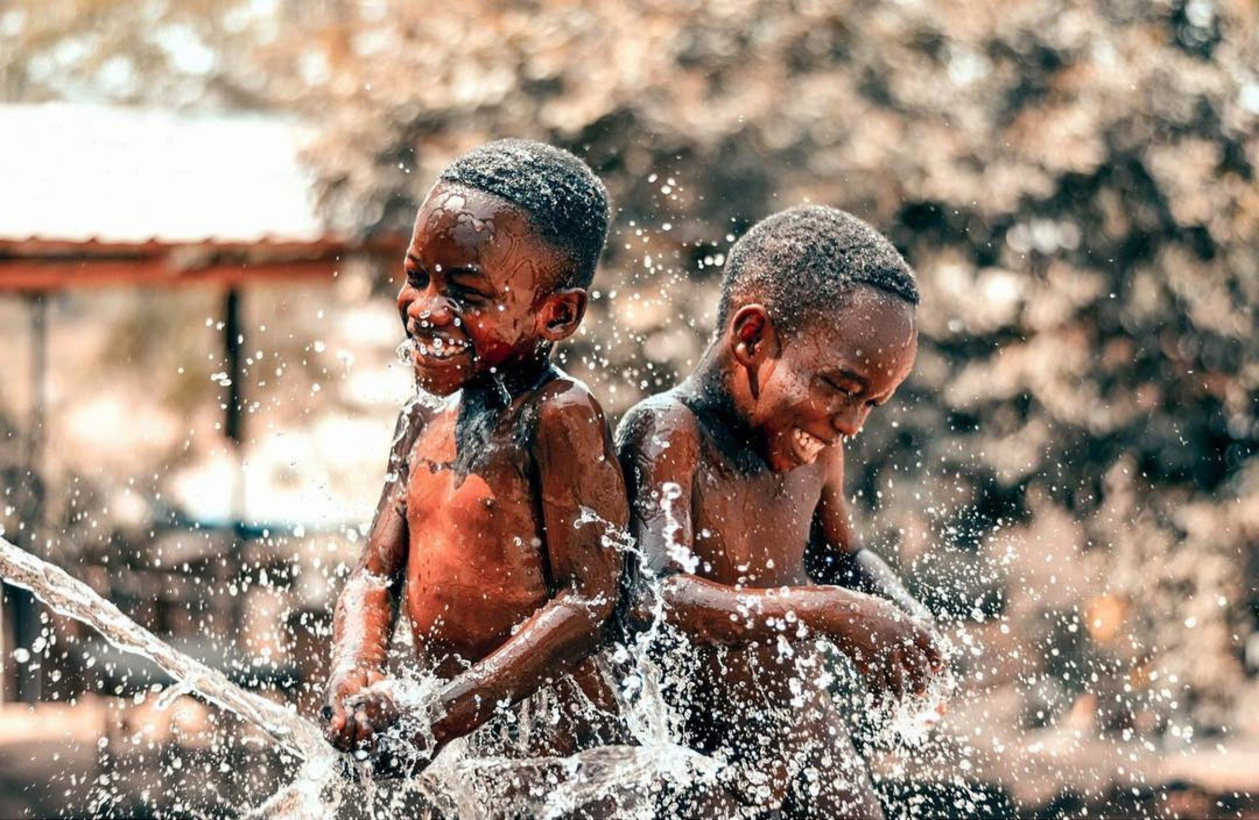 Wir lieben Innovationen im Wassersektor