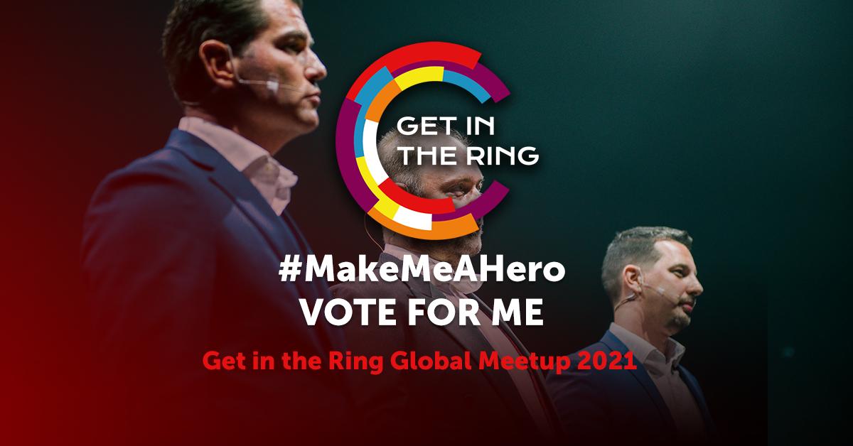 Vote for Wasser 3.0 bei Get in the Ring Global Meetups. Noch bis 02.03. für uns abstimmen.