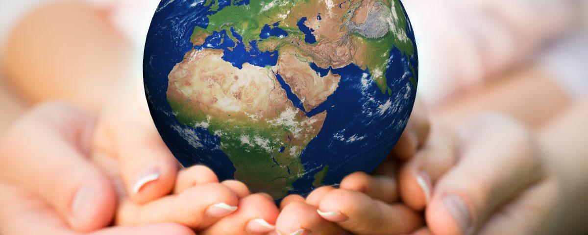 Die Erde schützen