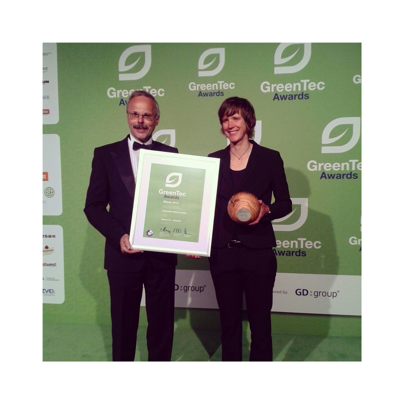 GreenTec Award 2015