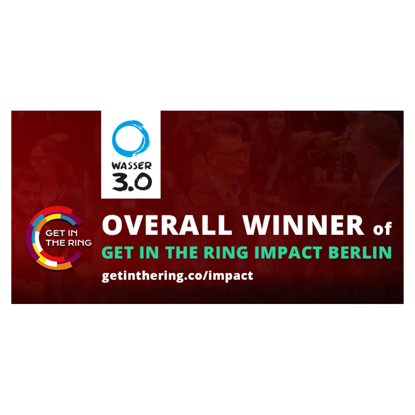 Get in the Ring Impact Berlin 2020