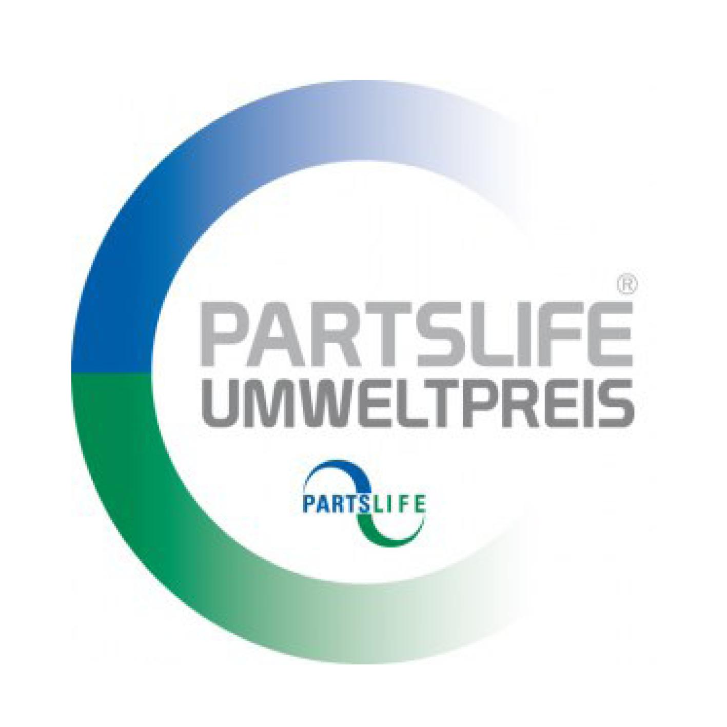 Partslife Umweltpreis 2019